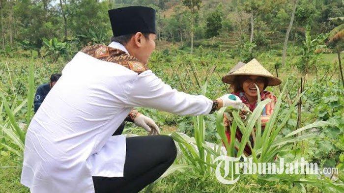 Sukses Ajak Gapoktan Produksi dan Pakai Pupuk Organik, Begini Program ke Depan Mas Ipin untuk Petani