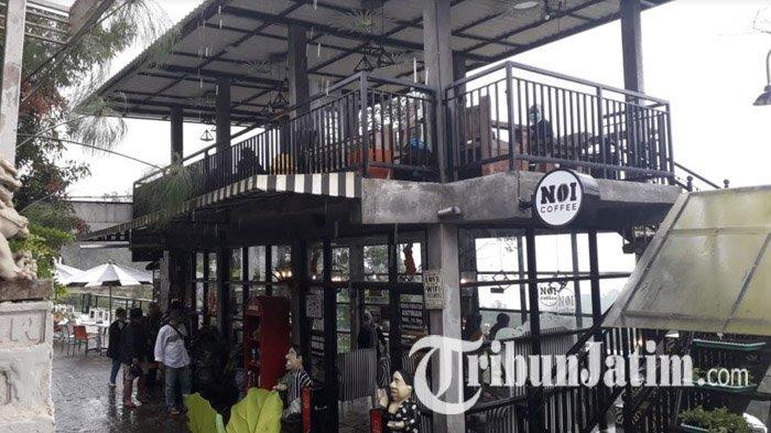 Tak Kantongi Izin Operasional dan IMB, Kafe di Desa Sumber Brantas Kota Batu Ditutup Pemkot