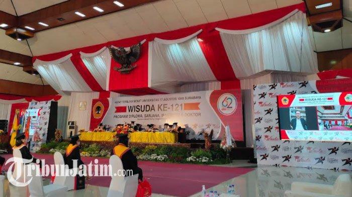 Masih Buka Pendaftaran, Untag Surabaya Ingin Wadahi Keinginan Calon Mahasiswa yang Mau Kuliah