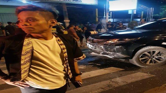 FAKTA Mobil Pelawak Cak Percil Tabrakan di Tulungagung, Dugaan Mabuk & Mediasi Tak Ada Titik Temu