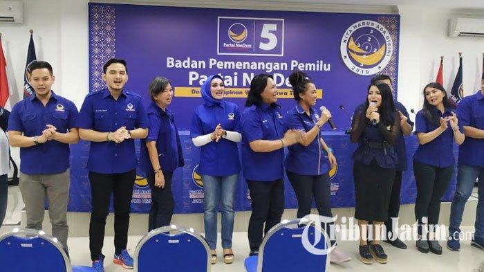 Petakan Kekuatan Pilkada Serentak 2020, Nasdem Jawa Timur akan Fokus di Lima Daerah
