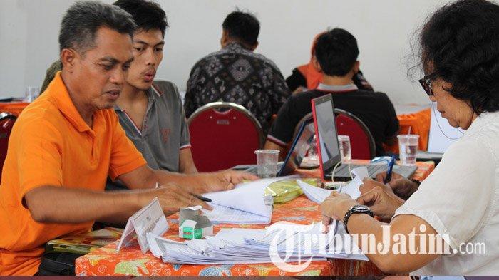 KPU Kota Blitar Coret 15 Nama dari Daftar Bacaleg