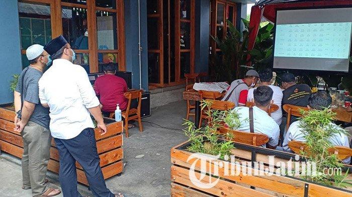 Pilkada Ngawi 2020, Hitung Cepat Internal Tim OK, Ony Anwar-Dwi Rianto Peroleh 94,5 Persen Suara