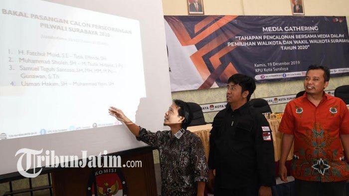 Agus Turcham Jadi Kandidat Terkuat Pengganti Posisi Muhammad Kholid di KPU Surabaya