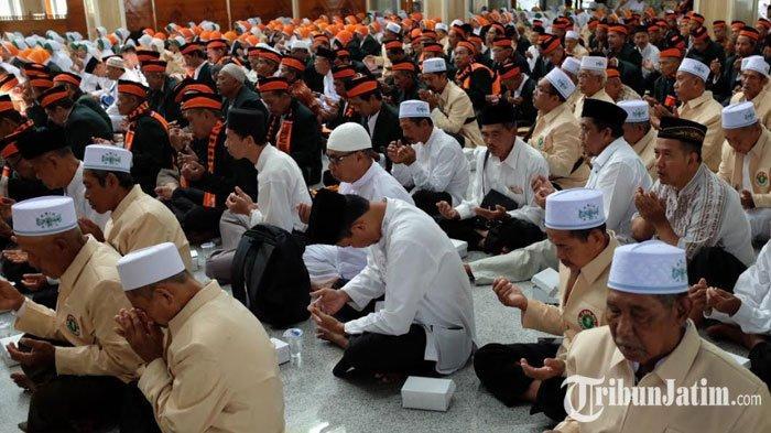 658 Calon Jemaah Haji Berangkat Tahun Ini, Mas Ipin Pesan Doa: Cukup 'Trenggalek Meroket' Saja