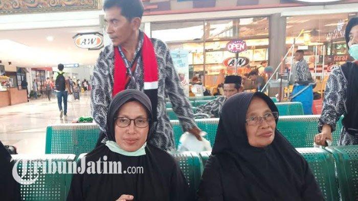 Calon Jemaah Umrah di Bandara Juanda Tak Kecewa Gagal Berangkat ke Arab Saudi, 'Jika Sedih Pasti'