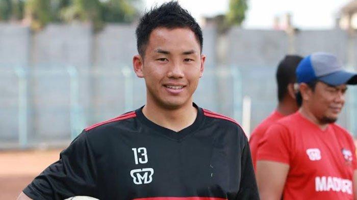 Manajer Madura United Masih Pantau Kemampuan Shodai Nishikawa di Dua Laga Uji Coba