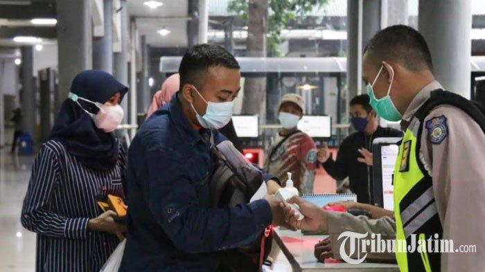 Mulai 6 Mei 2021, Penumpang KA Tawang Alun dan Probowangi Wajib Tunjukkan Surat Bebas Covid-19