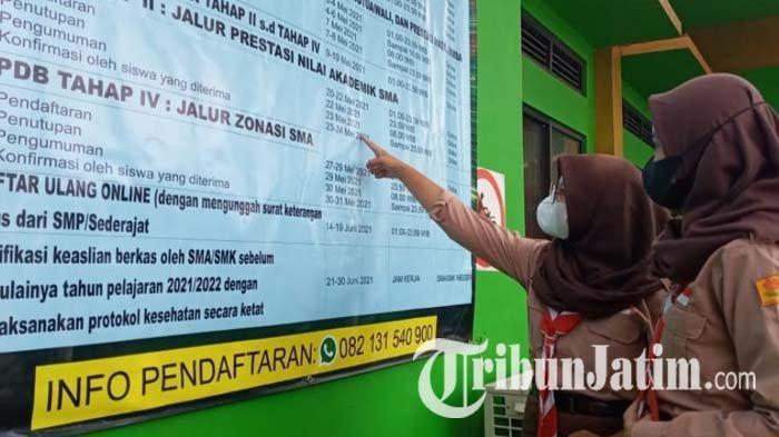 Ombudsman Jatim Buka Posko Pengaduan PPDB 2021, Calon Wali Murid Bisa Lapor Jika Temui Masalah