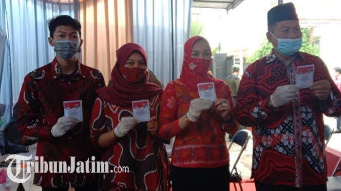 Didukung Koalisi Gemuk, Didik Sebut Semua Partai Bekerja untuk Kemenangan SanDi di Pilkada Malang