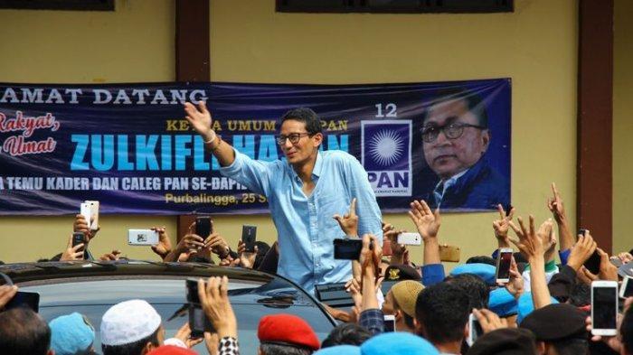Prediksi Andre Rosiade Soal Langkah Sandiaga Uno di Kancah Perpolitikan, Gabung Prabowo Lagi?