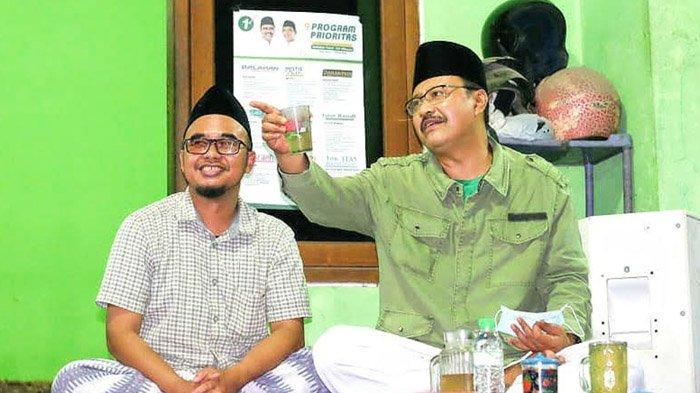 Alumni Ponpes Sidogiri Pasuruan Kompak Jalankan Instruksi KH Nawawi Coblos Gus Ipul-Mas Adi