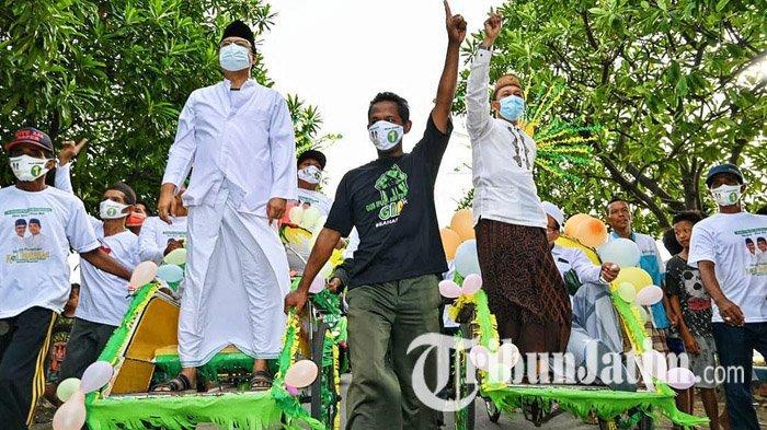 Blusukan, Cawali Gus Ipul Pastikan Akan Menaikkan Besaran Bansos untuk Masyarakat Kota Pasuruan