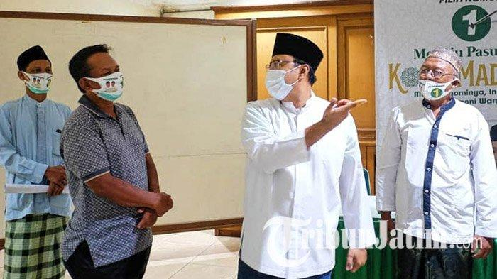 Perajin Logam Mayangan Siap Sumbang Suara 95 Persen untuk Gus Ipul-Mas Adi di Pilkada Kota Pasuruan
