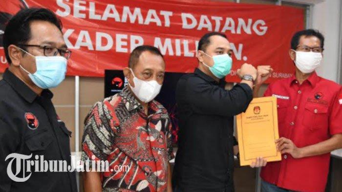 Besok KPU Tetapkan Eri Cahyadi-Armuji Paslon Terpilih: Pemimpin Kota Surabaya 5 Tahun Kedepan