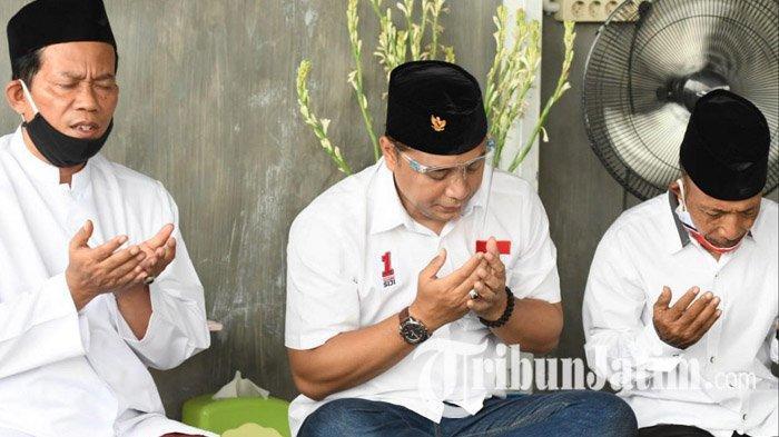 Harlah Nahdlatul Ulama ke-95, Eri Cahyadi Bicara Soal Pengembangan Ekonomi Pesantren di Surabaya