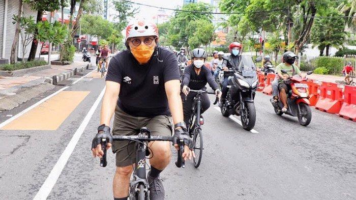 Mengintip Aktivitas Machfud Arifin, Langsung Move On kembali Binis Seusai Coblosan Pilwali Surabaya