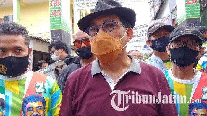 Machfud Arifin Dicurhati Warga Soal Surat Ijo Saat Tawaf Keliling Kampung di Ngagel Surabaya
