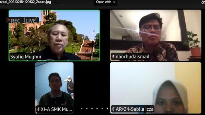 Diskusi Islam Moderat Untuk Indonesia Damai: Kupas Wasathiyah Islam hingga Fenomena Islam Internet