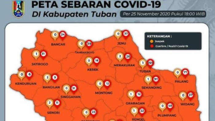 Angka Covid-19 di Tuban Terus Naik, Satgas Beber Pemicunya