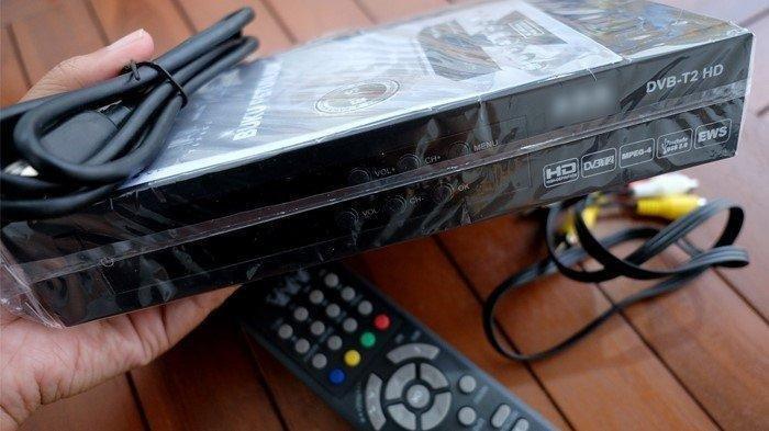 Cara Dapat STB Gratis untuk Nikmati Saluran TV Digital, Lihat 2 Syarat dan Jadwal Pembagiannya