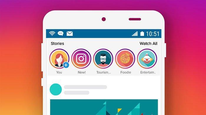 10 Rekomendasi GIF Instagram Story untuk Percantik Hasil Edit Foto dan Buat Potretmu Lebih Kekinian