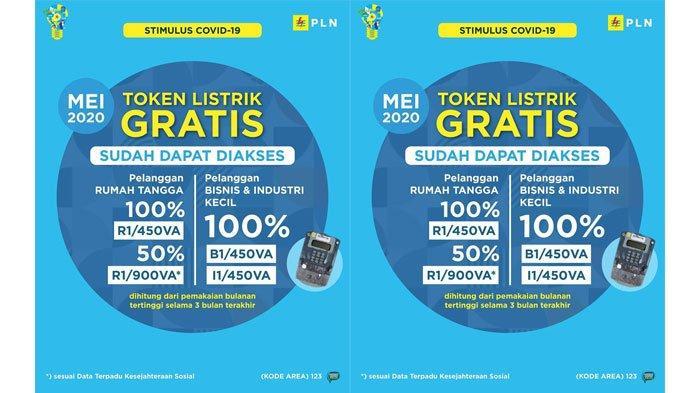 Cara Dapat Token Listrik Gratis 6 Bulan untuk Bisnis dan Industri Kecil Pelanggan PLN 450 & 900 VA