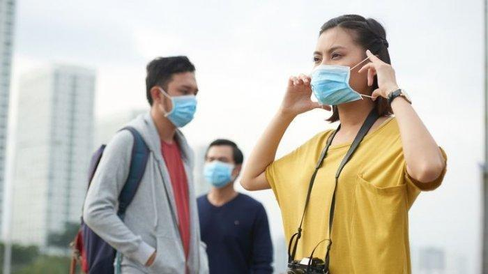 5 Tips Menjaga Kenyamanan Pakai Masker di Tengah Cuaca Panas, Pilih Bahan yang Tepat & Bawa Cadangan