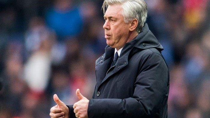 Resmi, Real Madrid CLBK dengan Carlo Ancelotti