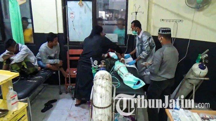 Carok Massal Pecah di Pasuruan, Sejumlah Orang Terluka, Polisi Sebut Pemicunya Dendam Lama