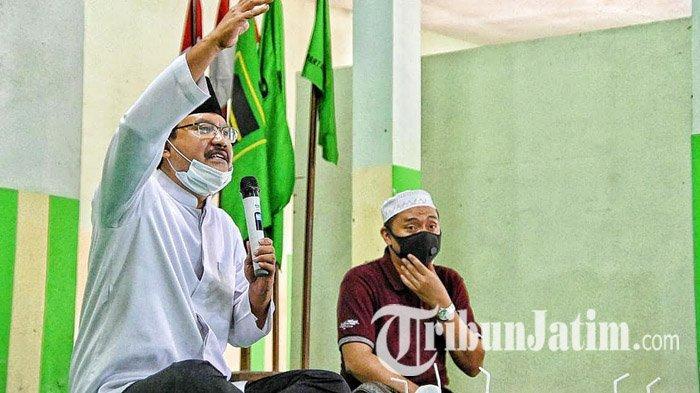 Warga Antusias Sambut Konsep Kota Madinah yang Diusung Gus Ipul-Mas Adi di Pilkada Kota Pasuruan