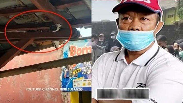 Isi CCTV Sekitar Rumah Yosef Lokasi Pembunuhan Ibu dan Anak di Subang, Jadi Petunjuk Baru