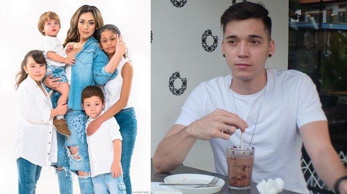 Anak Celine Alami Patah Tangan, Stefan William Tak Dampingi di RS, Padahal Sempat Pamer Keakraban