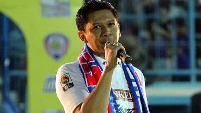 Iwan Budianto Tunjuk Crazy Rich Malang Jadi Presiden Arema FC