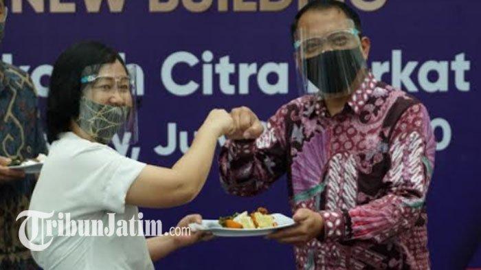 Intip Wajah Baru Sekolah Citra Berkat Surabaya di Tengah Pandemi, Ada Fasilitas 12 Kelas Baru