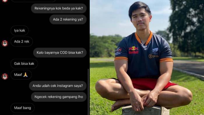 VIRAL Chat DM IG Kaesang Pangarep & Penipu, Anak Jokowi Nyaris Kena, Ending Kocak: Hati-hati Diketok