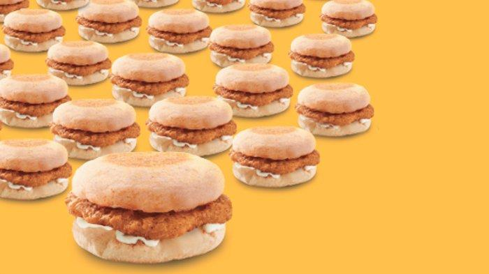 National Breakfast Day Hadir Lagi Tahun 2019 Mcdonalds Akan Bagi Bagi 1000 Chicken Muffin Baca Ini Tribun Jatim