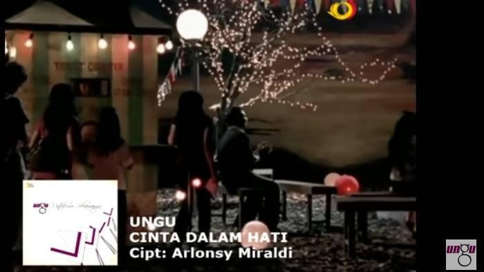 Lirik Lagu Romantis 'Cinta dalam Hati' Ungu, Lengkap Chord Gitar: Mungkin Ini Memang Jalan Takdirku