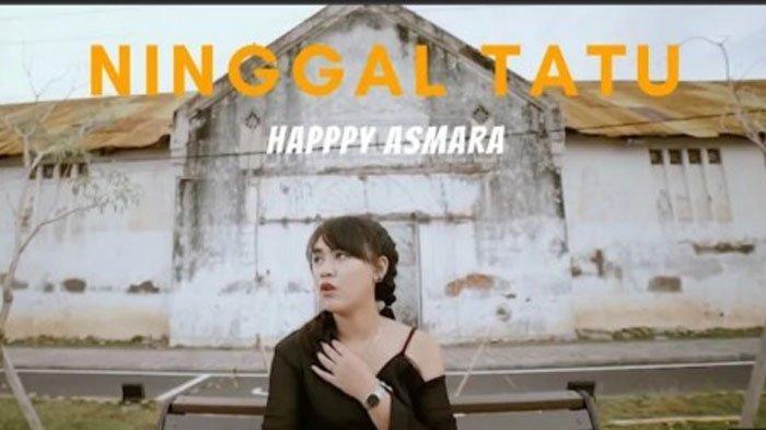 Chord & Kunci Gitar 'Ninggal Tatu' Happy Asmara Lengkap Lirik Lagu, 'Kowe Tak Sayang-sayang'