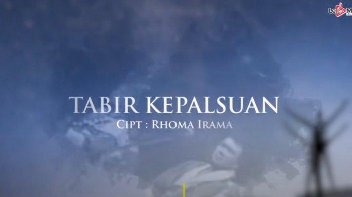 Chord Gitar 'Tabir Kepalsuan' Rhoma Irama, Dangdut Populer Kunci Mudah Em: Wahai Angin Pengembara