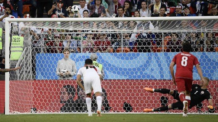 Peru Vs Denmark, Sama-sama Tak Terkalahkan pada 15 Laga, Gol Yussuf Poulsen Bawa Tim Dinamit Menang