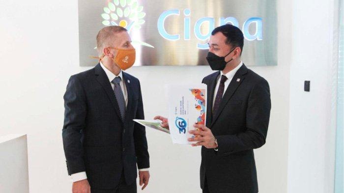 Hasil Survei Cigna: Indeks Persepsi Kesejahteraan Indonesia 2021 Turun Akibat Pandemi Covid-19