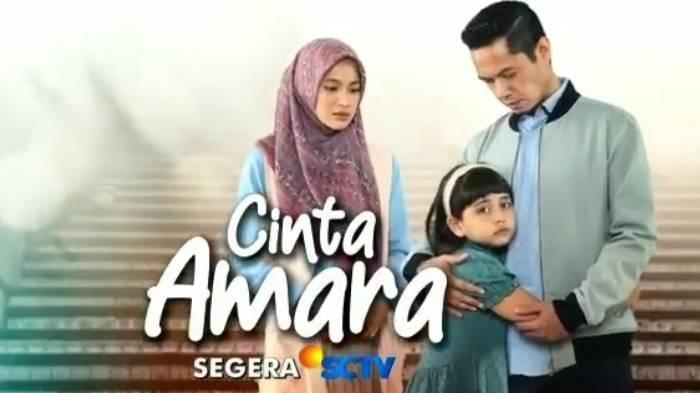 Sinetron 'Cinta Amara' Segera Tayang di SCTV, Dibintangi Dude dan AlyssaSoebandono, Ini Trailernya