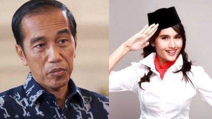 Cinta Laura Mention Jokowi Bahas Pemindahan Ibu Kota Indonesia, Ungkap Alasan saat Dicecar Netizen
