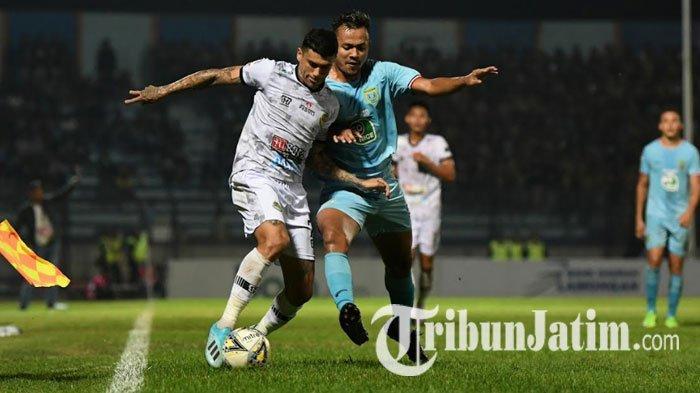 Arema FC Dirumorkan Bakal Gaet Ciro Alves dari Persikabo, Begini Jawaban Manajemen tim Singo Edan