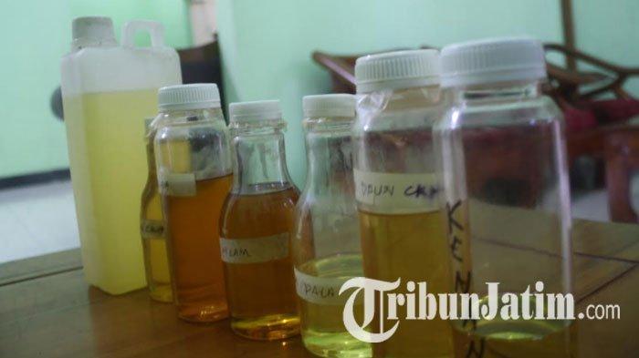 Pemkab Trenggalek Inisiasi Produksi Minyak Atsiri Organik di Kecamatan Bendungan