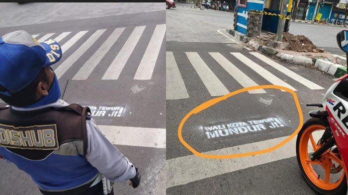 Berbekal Rekaman CCTV, Pemkot Malang Buru Pelaku Vandalisme di Rumah Dinas Wali Kota