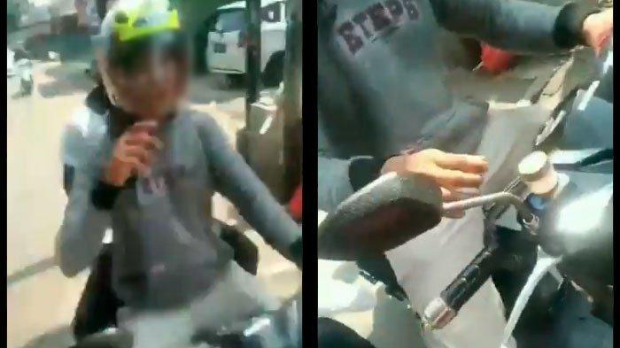 Kisah Cewek Tak Terima Dipergoki Cowoknya Selingkuh di Jalan Naik Motor, Sebar DM: Caci Maki