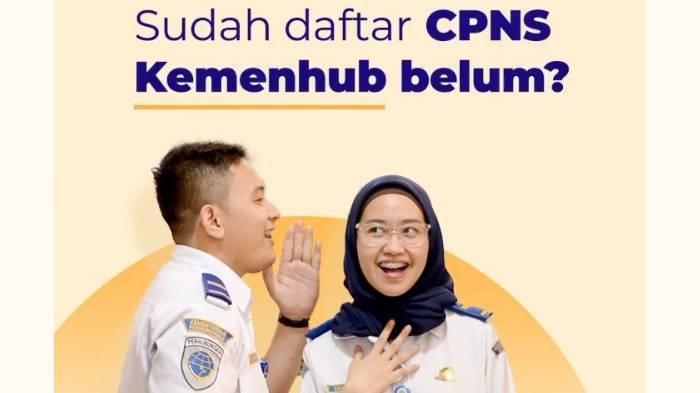 CPNS Kementerian Perhubungan 2021.