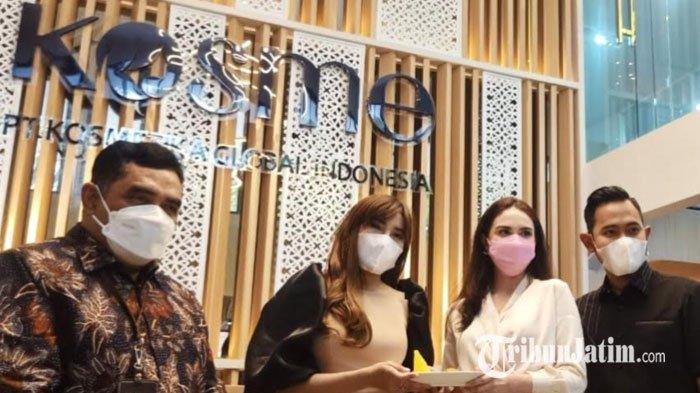 Pertajam Bisnis Jasa Maklon, Pasangan Crazy Rich Malang Buka Pabrik Baru Kosme di Surabaya